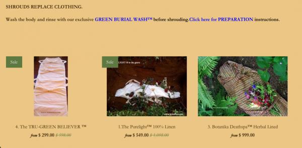 -Burial Shroud