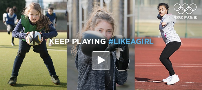 LikeAGirl Content Marketing Example