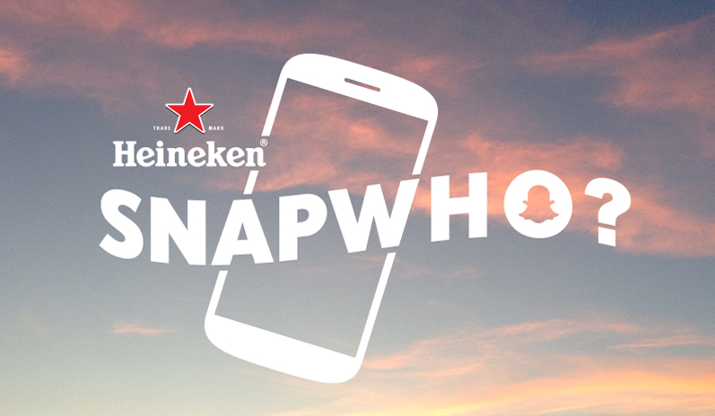Heineken Snapchat Content Marketing